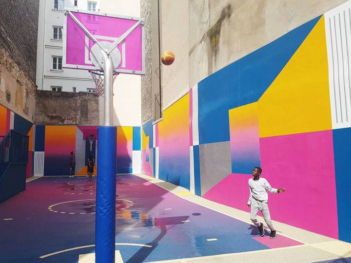 Pigalle Basketball Paris 2017